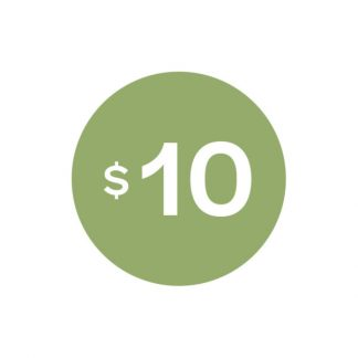 Virtual $10 Badge