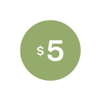Virtual $5 Badge